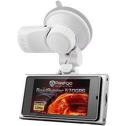 Prestigio RoadRunner 570 GPS, rejestrator samochodowy