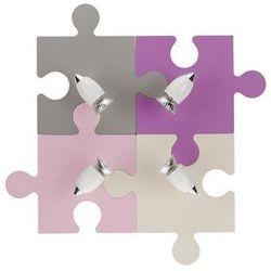 Nowodvorski 6384 - reflektor dziecięcy puzzle 4xgu10/35w/230v