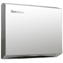 Pojemnik (podajnik) Faneco ZZ Duo P600SGP na ręczniki papierowe w listkach Pojemnik (podajnik) Faneco ZZ Duo