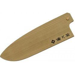"""Drewniana pochwa """"Saya"""" na Nóż Szefa 18-21 cm Tojiro, M-313"""