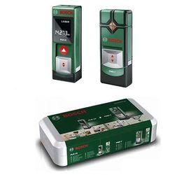 Bosch dalmierz laserowy PLR 15 + wykrywacz metalu PMD 7, kup u jednego z partnerów