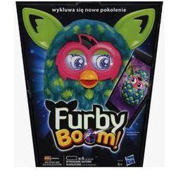 Furby Boom Sunny Zielono-niebieski - produkt dostępny w RAVELO