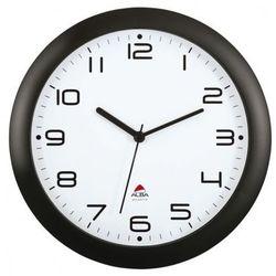 Zegar ścienny czarny marki B2b partner