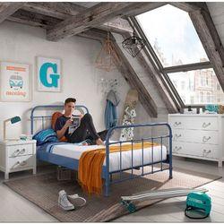Vipack Metalowe łóżko dla dziecka new york (5420070218061)
