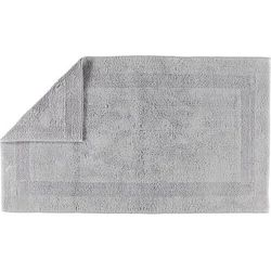 Dywanik łazienkowy 120 x 70 cm platynowy marki Cawo