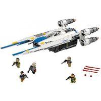 Lego STAR WARS Myśliwiec u-wing rebeliantów rebel.u-wing fighter 75155