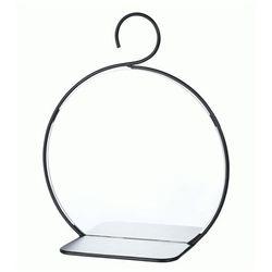 Producent: elior Okrągłe lustro ibeo - czarne