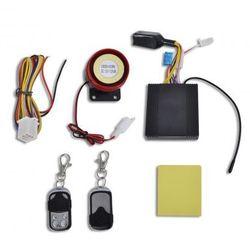 Alarm motocyklowy 12 V Dwa piloty - sprawdź w VidaXL