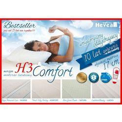 Hevea Materac lateksowy  comfort h3 200x100