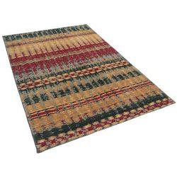 Beliani Dywan kolorowy 160 x 230 cm krótkowłosy marmaris