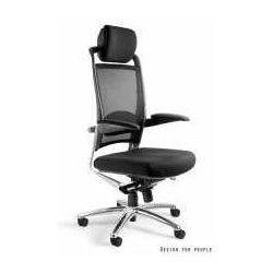 Fotel fulkrum czarny tkanina - zadzwoń i złap rabat do -10%! telefon: 601-892-200 marki Unique meble
