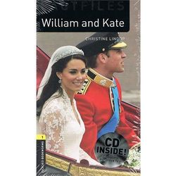 Oxford Bookworms Library 1 William & Kate Pk, pozycja wydana w roku: 2014