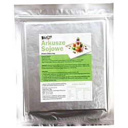 Papier sojowy do sushi zielony, 20 arkuszy 88g - marki Daichi