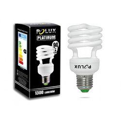 Świetlówka energooszczędna POLUX Platinum 20W E27 2700K (świetlówka)