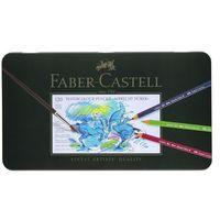 Kredki akwarelowe 120kol a.durer  opakowanie metalowe marki Faber castell