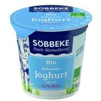 Sobbeke: jogurt naturalny 1,5% BIO - 150 g - sprawdź w wybranym sklepie