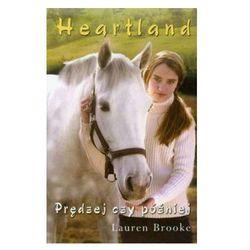 Heartland 12. Prędzej czy później (ilość stron 152)