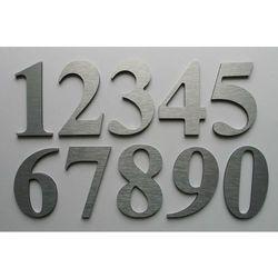 Numer, Numery na drzwi z aluminium - sprawdź w wybranym sklepie