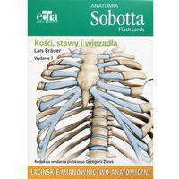 Anatomia Sobotta Flashcards Kości stawy i więzadła
