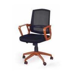 Fotel Ascot czarno-pomarańczowy - ZADZWOŃ I ZŁAP RABAT DO -10%! TELEFON: 601-892-200
