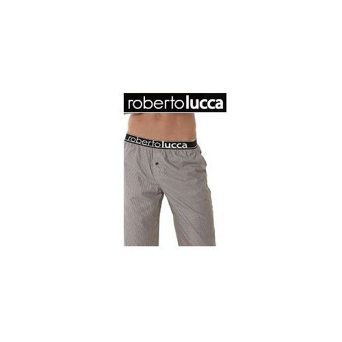 ROBERTO LUCCA Spodnie domowe RL140W0051 COCOA