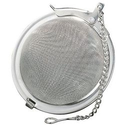 - zaparzaczka do herbaty na łańcuszku, ⌀ 5,00 cm marki Kuchenprofi