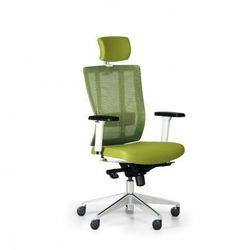 Krzesło biurowe metrim, zielony marki B2b partner