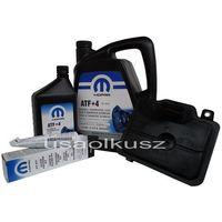 Filtr olej MOPAR ATF+4 skrzyni biegów 6-SPD 62TE Lancia Flavia 3,6 V6 - produkt z kategorii- Filtry oleju do