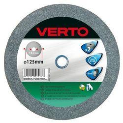 Tarcza do szlifowania VERTO 61H607 200 x 20 x 20 mm do metalu (2 sztuki)