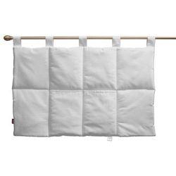 wezgłowie na szelkach, biały, 90 x 67 cm, linen marki Dekoria