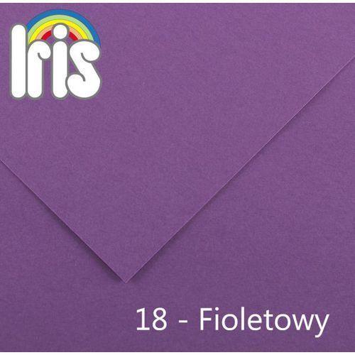 Brystol Canson Iris B1/240g fioletowy 25ark. - produkt z kategorii- papier i płótna malarskie