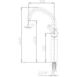 KFA CYRKON 582-712-00 [bateria stojąca]
