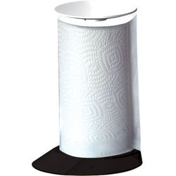 Casa Bugatti - Glamour - stojak na ręczniki papierowe - czarny - czarny