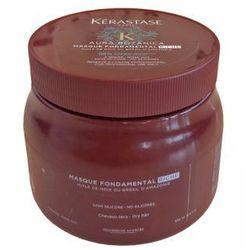 aura botanica riche naturalna maska silnie odżywiająca włosy 500ml marki Kerastase