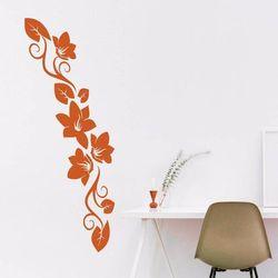 szablon malarski kwiaty liście 21SM17