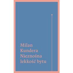 Nieznośna lekkość bytu - Dostępne od: 2014-10-08 (kategoria: Literatura piękna i klasyczna)