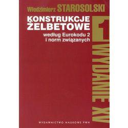 Konstrukcje żelbetowe według Eurokodu 2 i norm związanych tom 1, książka z ISBN: 9788301180263