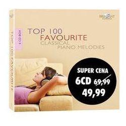 Top 100 Favourite Classical Piano Melodies - Wyprzedaż do 90%, kup u jednego z partnerów