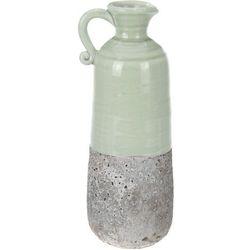 Ceramiczny wazon na sztuczne kwiaty, dekoracje (8711295849206)