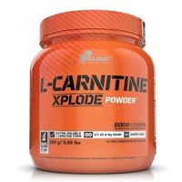 OLIMP L-Carnitine Xplode Powder - 300g - Cherry (5901330049408)