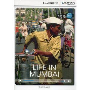 Life in Mumbai. Cambridge Discovery Education Interactive Readers (z kodem), oprawa miękka