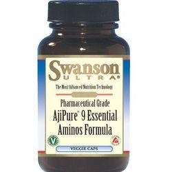 AjiPure Kompleks 9 aminokwasów 60kaps, towar z kategorii: Odżywki zwiększające masę