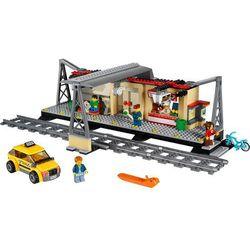 Lego City Dworzec kolejowy 60050, klocki