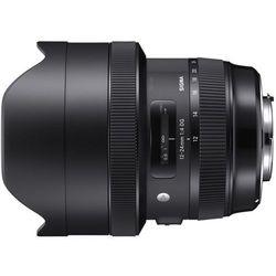 Sigma A 12-24 mm f/4.0 DG HSM / Canon - sprawdź w wybranym sklepie