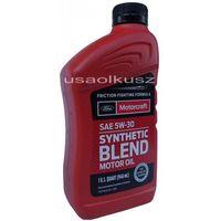 Syntetyczny olej silnikowy Motorcraft 5W30 1L Ford z kategorii Pozostała motoryzacja