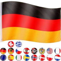 Flaga niemiec niemiecka 120x80 cm na maszt niemcy marki Flagmaster ®
