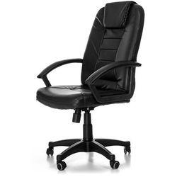 Fotel biurowy 7410 - czarny, F.7410.ES