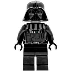 Clic time 9002113 - zegar lego star wars - darth vader (minifigure clock)
