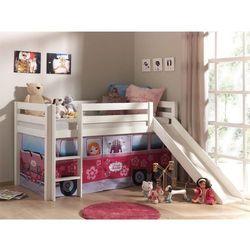 Tekstylia do wysokiego łóżka Pino - Mała księżniczka
