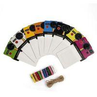 Polaroid  ramki zink paper 2x3'' 8 sztuk - produkt w magazynie - szybka wysyłka!